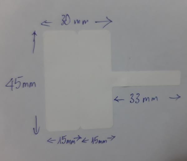 Decal PVC Tem Kính - Trang sức