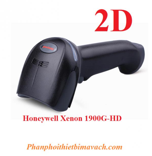Máy quét mã vạch 2D Honeywell Xenon 1900G-HD