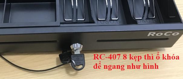 Khóa Rc407